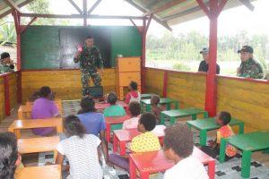 Pendidikan Anak-anak Perbatasan & Desa Tertinggal