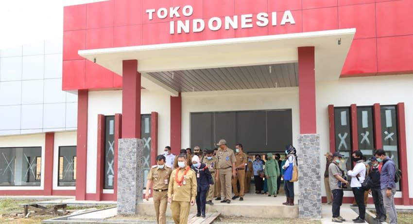 Jadikan Produk Indonesia Primadona di Perbatasan