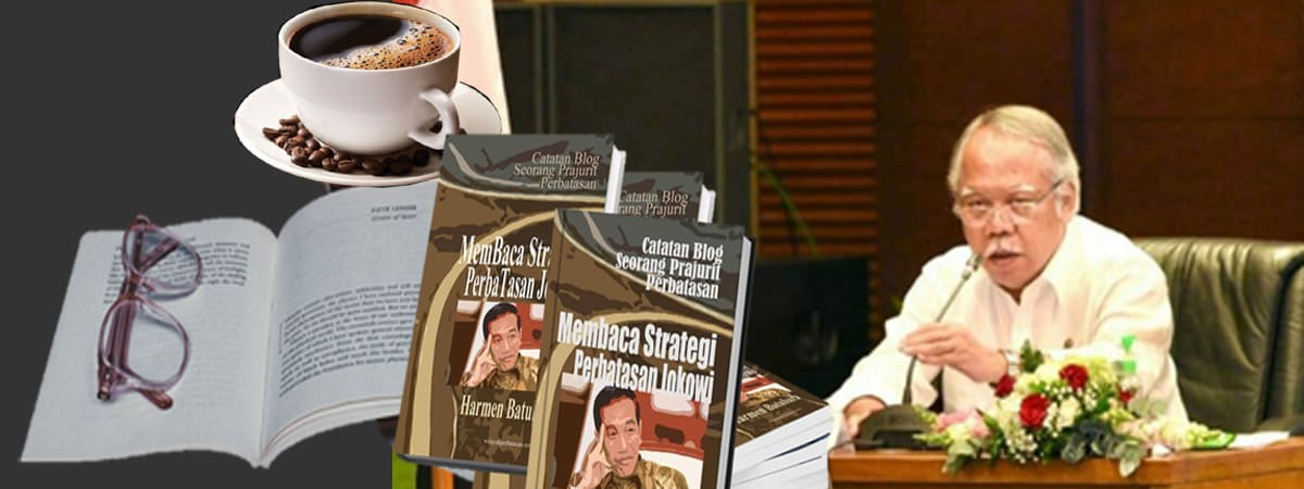 Strategi Pembangunan Perbatasan Jokowi