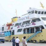 Tol Laut Pastikan Produk Indonesia Unggul di Perbatasan