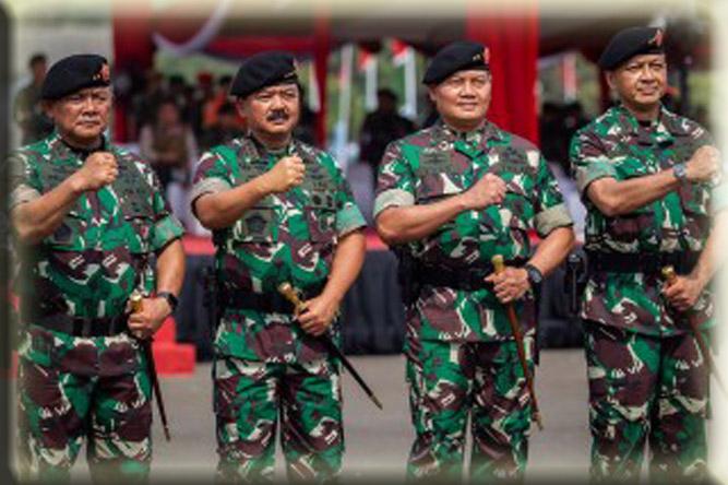 Kogabwilhan, Otoritas Pertahanan Negara Kepulauan