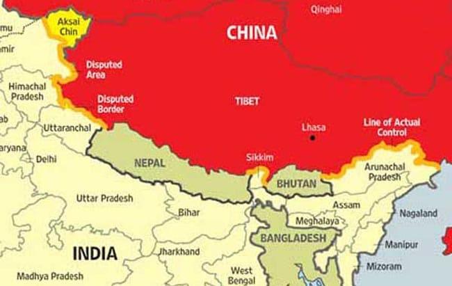 Konflik Perbatasan India-China, Adu Otot & Tidak Kenal Kompromi
