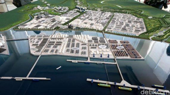 Pelabuhan Kijing & PLBN Entikong Pintu Ekspor Kalimantan Barat