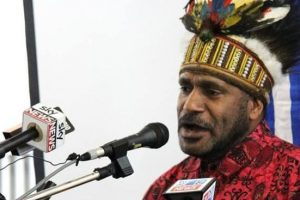 Benny Wenda Deklarasikan Dirinya Sendiri Presiden Papua