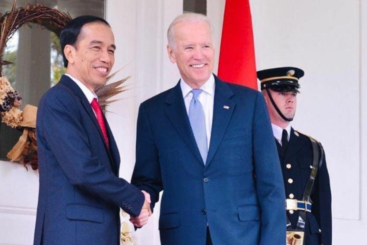 Jokowi Membuka Isolasi Perbatasan
